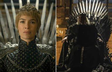 cersei mad king comparison