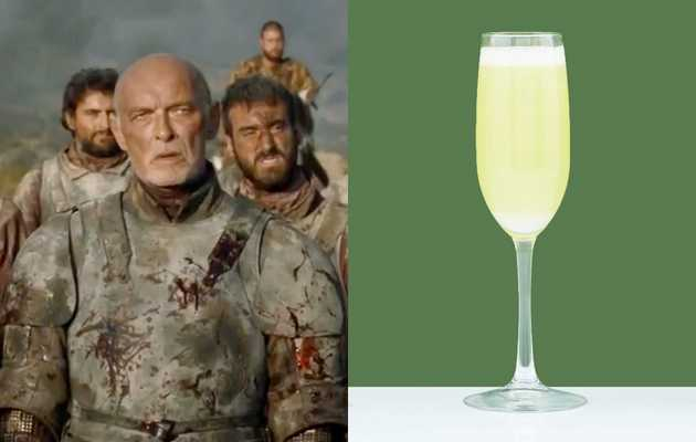 The Extremely Boozy Absinthe Cocktail Worthy of the Extremely Tough Randyll Tarly