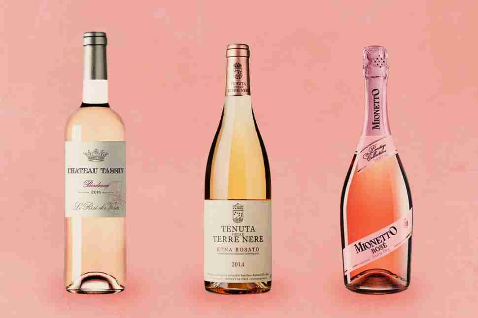 affordable rosés