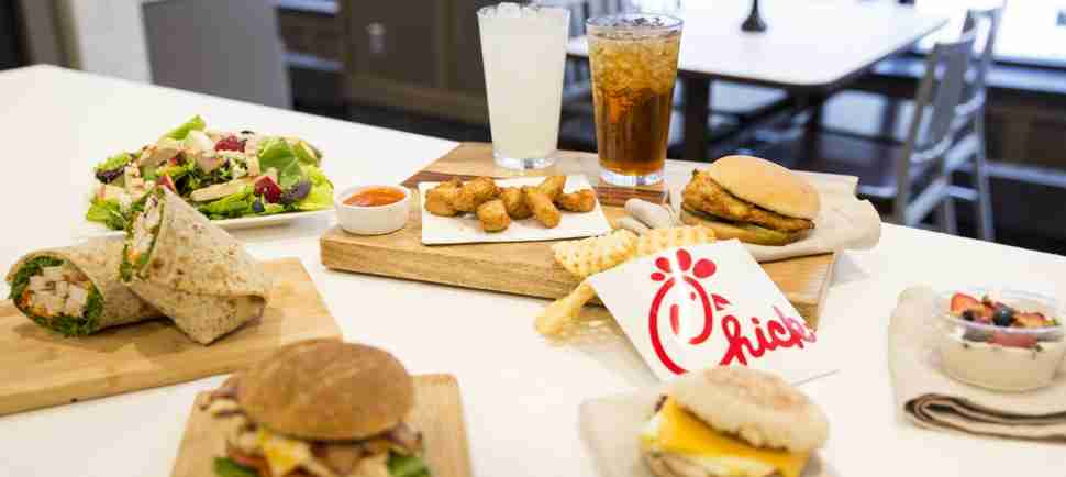Chick-fil-A Is Replacing Its Breakfast Burrito With a New Menu Item