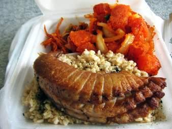 Keeaumoku Seafood