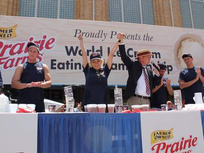miki sudo competitive eater