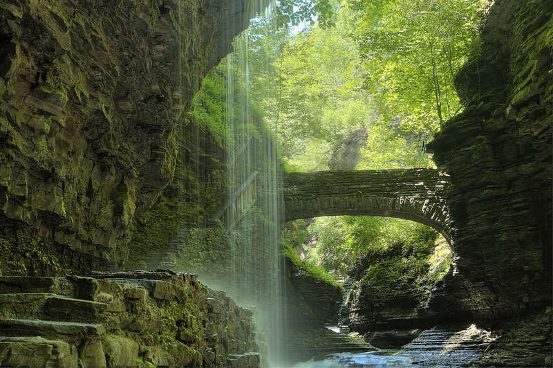 Most beautiful places to visit in upstate new york thrillist for Places to visit near nyc