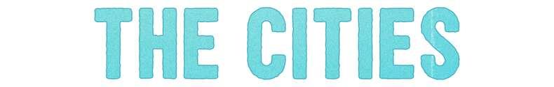 cities playlists