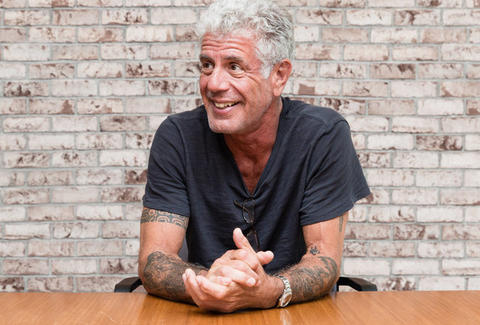 anthony bourdain guilty pleasure
