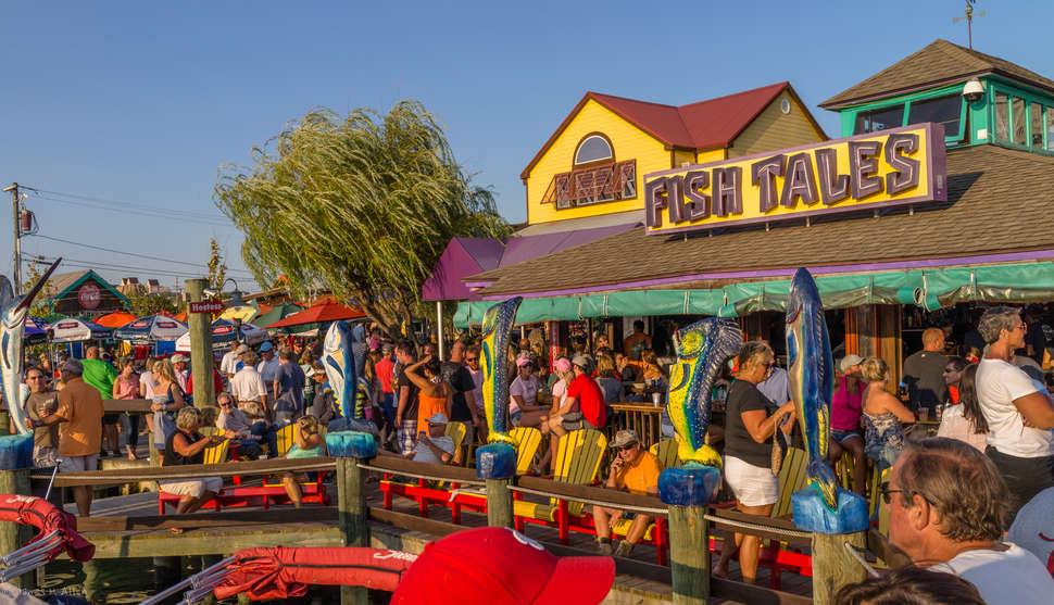 Best restaurants in ocean city md thrillist for Fish tales restaurant