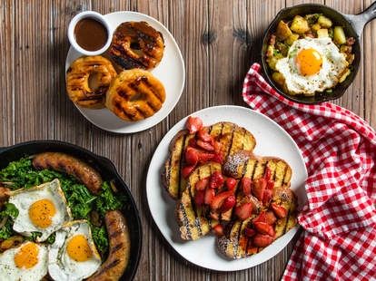 10 ways to grill your breakfast