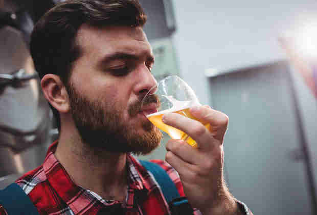 Yes, You Can Have That Dream Job Tasting Beer