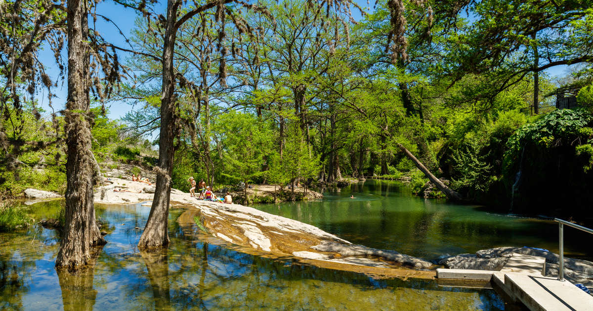 Most Beautiful Places In Texas To Visit Thrillist