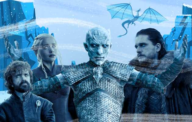 The Case for 'Game of Thrones' As an Epic Fantasy About Climate Change