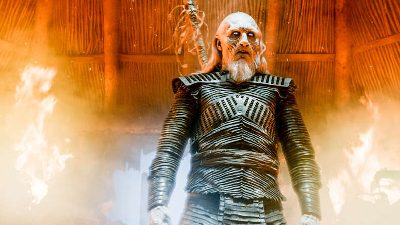 song of ice and fire white walker