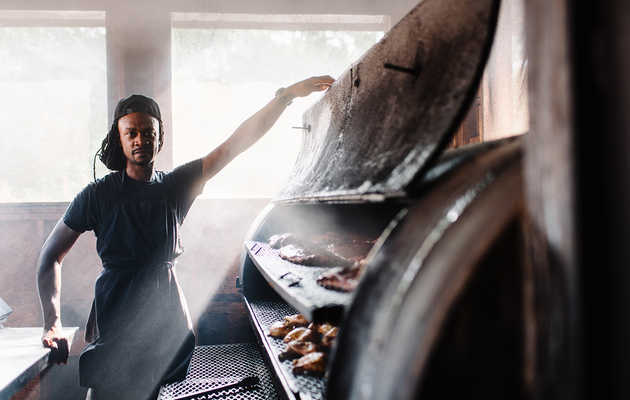 This Georgia Pitmaster Wants to Build a Pig-Farming Empire