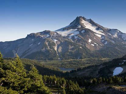 Mount Jefferson
