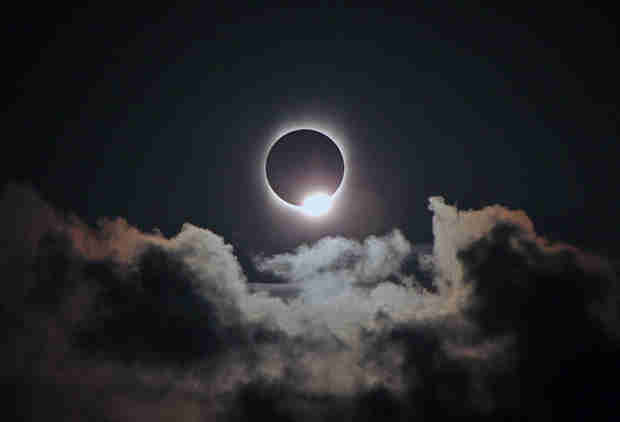 Here's How You Can Safely Watch the Eclipse Without Special Glasses