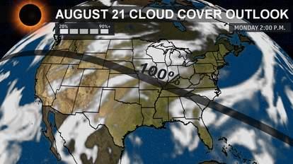 eclipse forecast