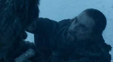 benjen saves jon snow game of thrones