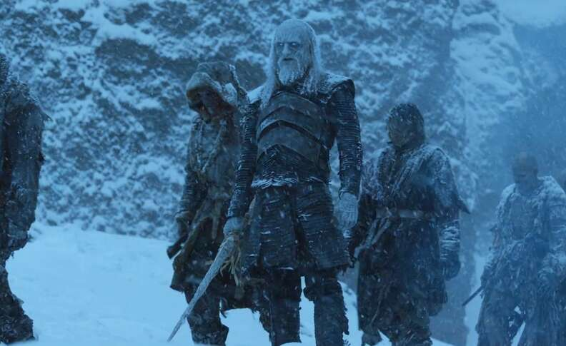 game of thrones season 7 white walker