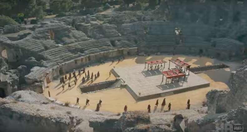 Game of Thrones Season 7 Dragon Pit