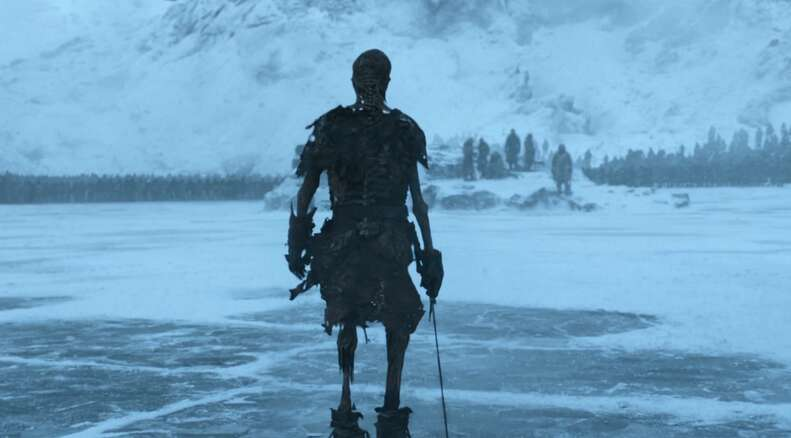 wight game of thrones season 7 beyond the wall