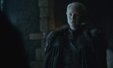 brienne game of thrones season 7 beyond the wall