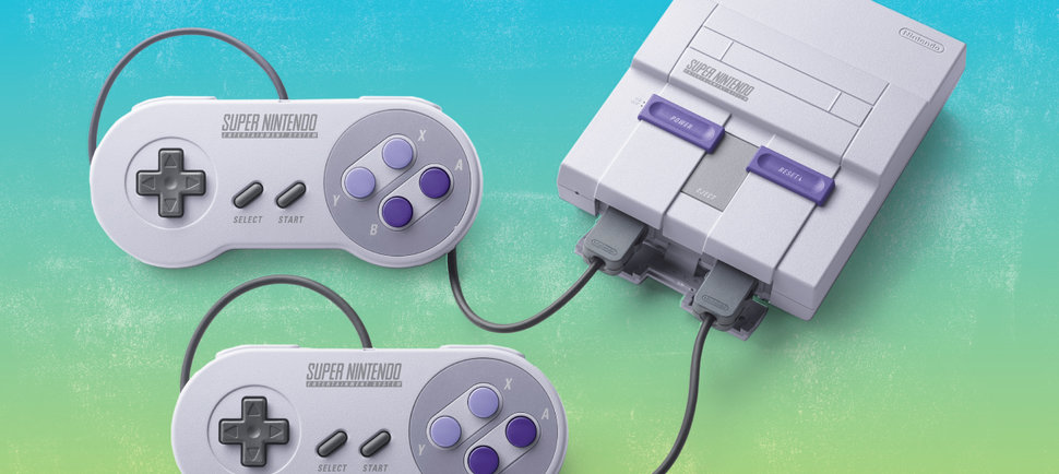 Quick, You Can Pre-Order the SNES Classic from GameStop Right Now