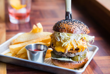 Where to Find the Best Burgers in San Francisco