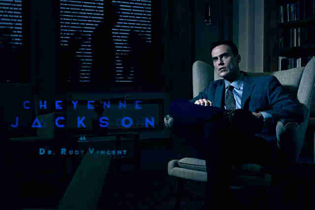 cheyenne jackson on american horror story: cult