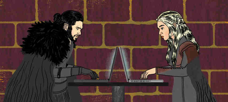 How a Secret Team of Know-It-Alls Keeps the 'Game of Thrones' Wiki Up to Date