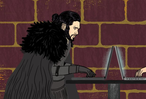 How A Secret Team Of Know It Alls Keeps The Game Of Thrones