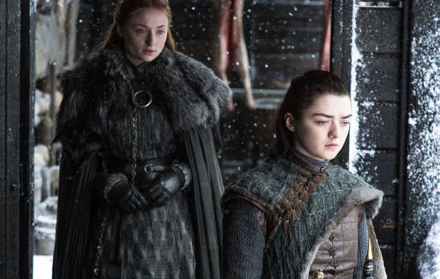 Arya and Sansa's Intense 'Game of Thrones' Moment Can Only Mean One Thing