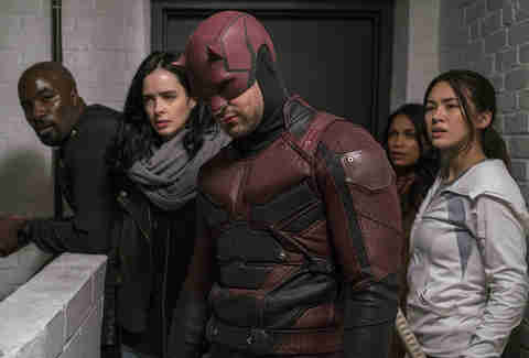 marvel's the defenders daredevil
