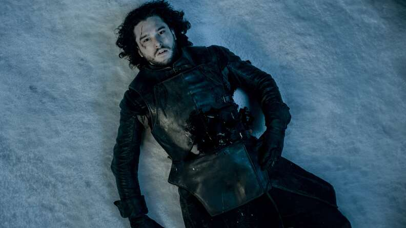John Snow gets Stabbed