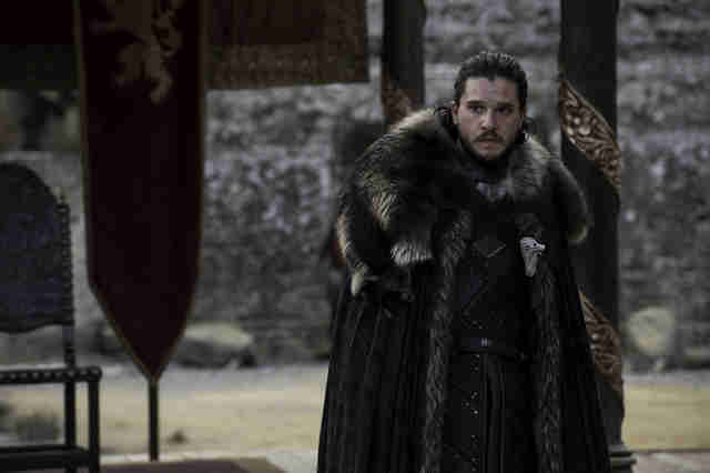 jon snow game of thrones season 7 finale
