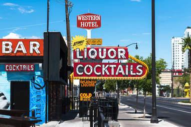 Best Neon Bar Signs   Atomic Liquor   Bulleit   Supercall