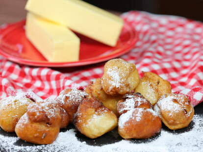 why deep fried butter is the perfect breakfast food