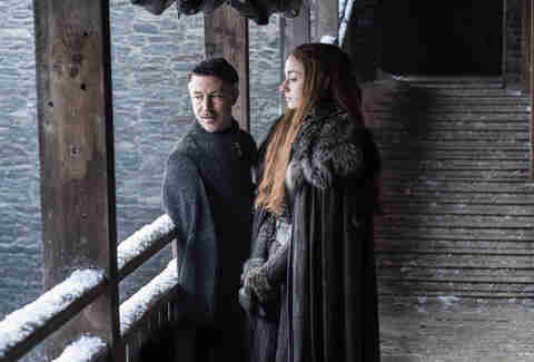 littlefinger game of thrones season 7