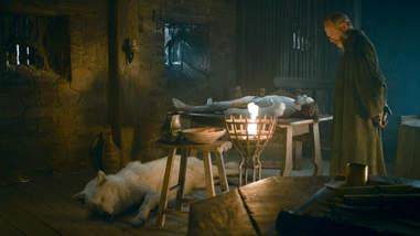 ghost game of thrones season 6