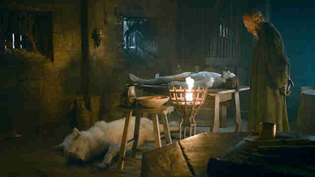 ghost game of thrones season 6