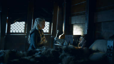 dany and jon game of thrones season 7