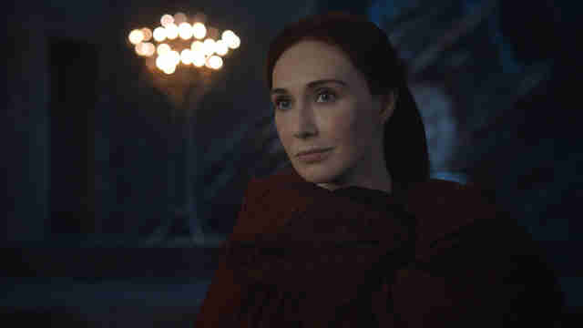 melisandre game of thrones season 7