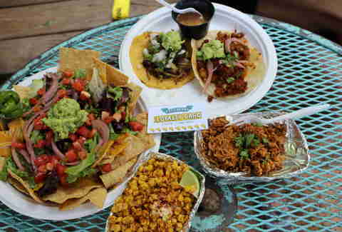 Vegan Mexican Food Austin Tx