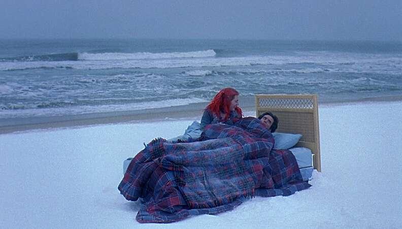 eternal sunshine bed