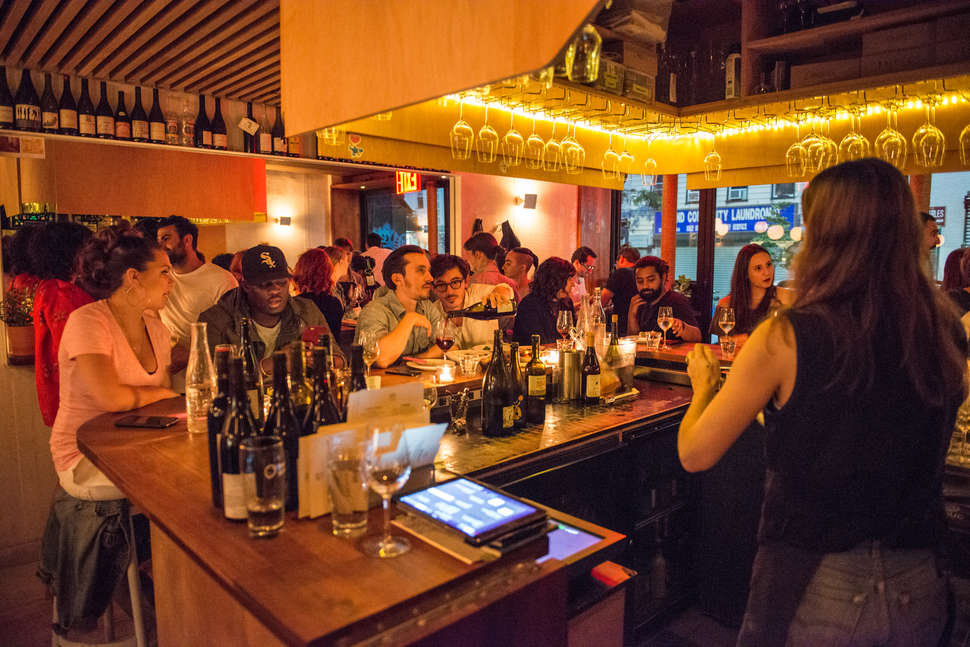 best first date bars in NYC