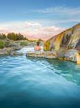 Travertine Hot Springs California