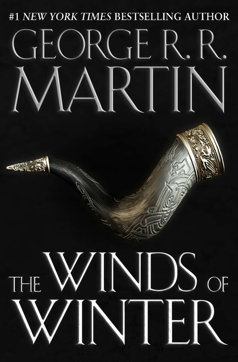 the winds of winter cover with horn
