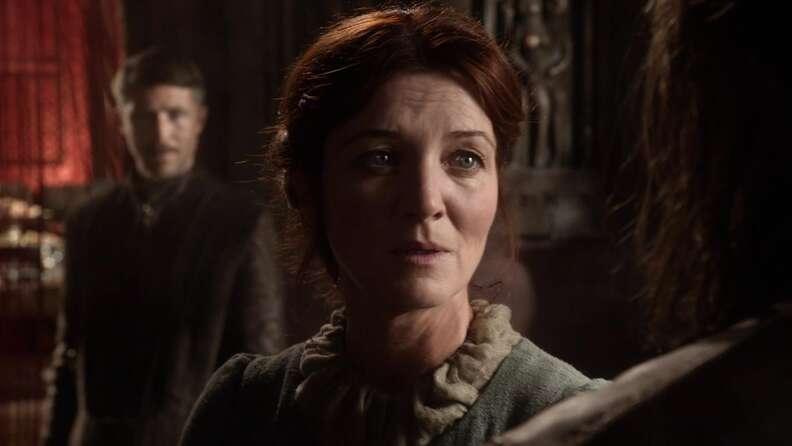 littlefinger catelyn stark game of thrones season 1