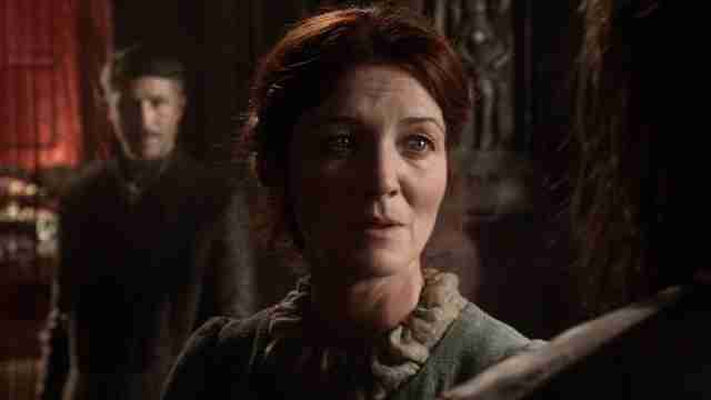 littlefinger catelyn stark game of thrones season 1