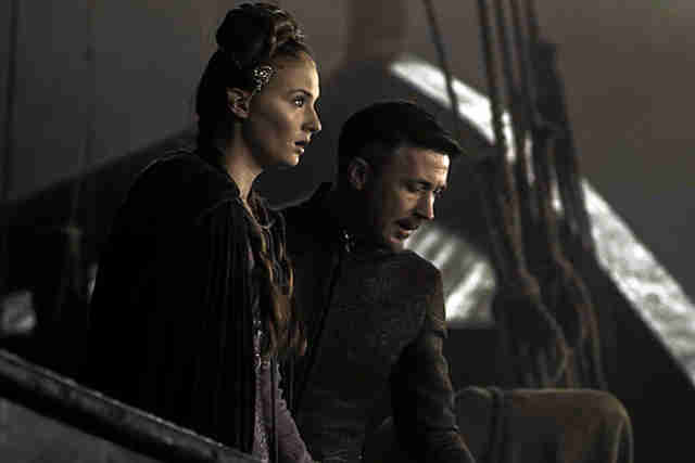 littlefinger sansa season 4 game of thrones