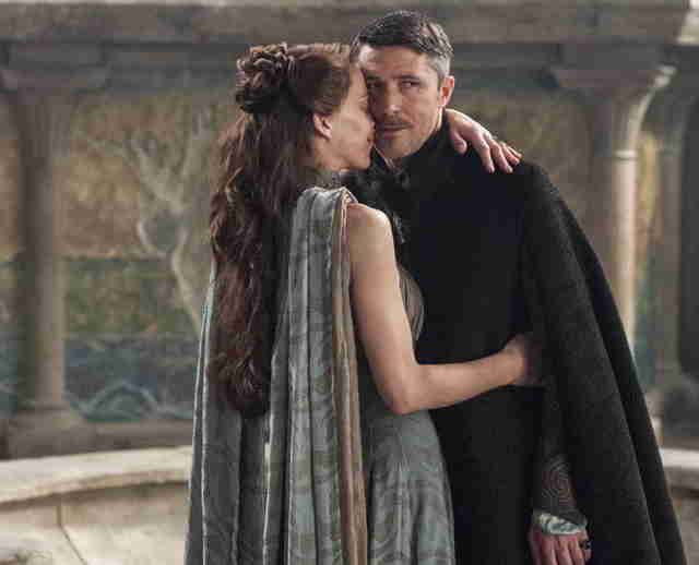 littlefinger lysa arryn game of thrones