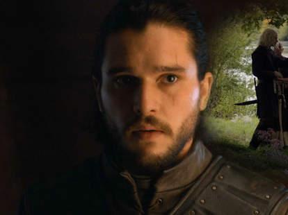 jon snow father Rhaegar Targaryen